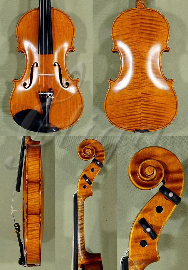 4/4 PROFESSIONAL 'GAMA' Violin 'Guarnieri SUA' Model