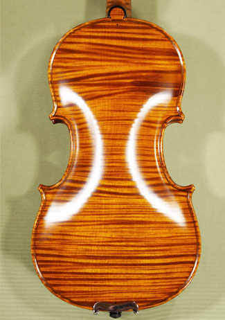 1/4 MAESTRO VASILE GLIGA One Piece Back Violin  on sale