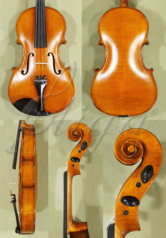 "Antiqued 17"" ADVANCED Student 'GEMS 2' Viola"