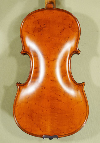 4/4 WORKSHOP \'GEMS 1\' Bird\'s Eye Maple Violin on sale