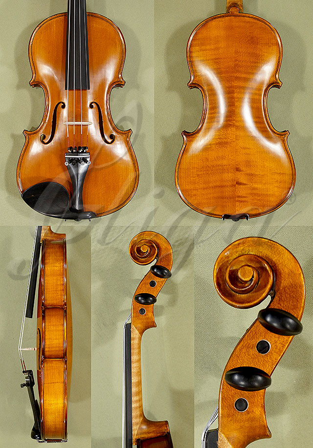 "Antiqued 13"" ADVANCED Student 'GEMS 2' Viola"