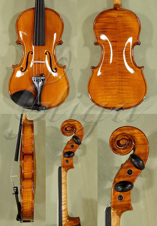 Shiny Antiqued 3/4 WORKSHOP 'GEMS 1' Violin