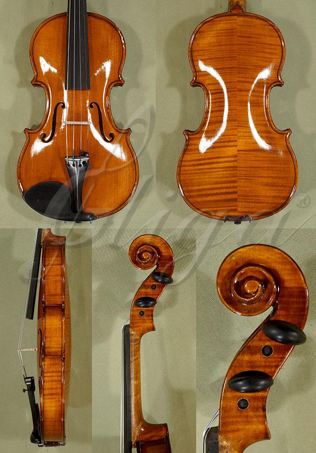 Shiny Antiqued 1/2 WORKSHOP 'GEMS 1' Violin