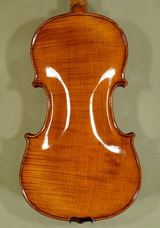 Shiny Antiqued 4/4 WORKSHOP \'GEMS 1\' One Piece Back Violin on sale