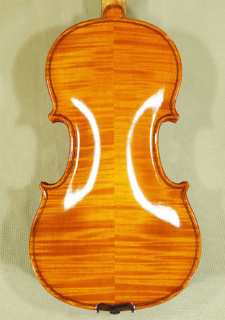 Shiny Antiqued 1/2 WORKSHOP 'GEMS 1' Violin on sale