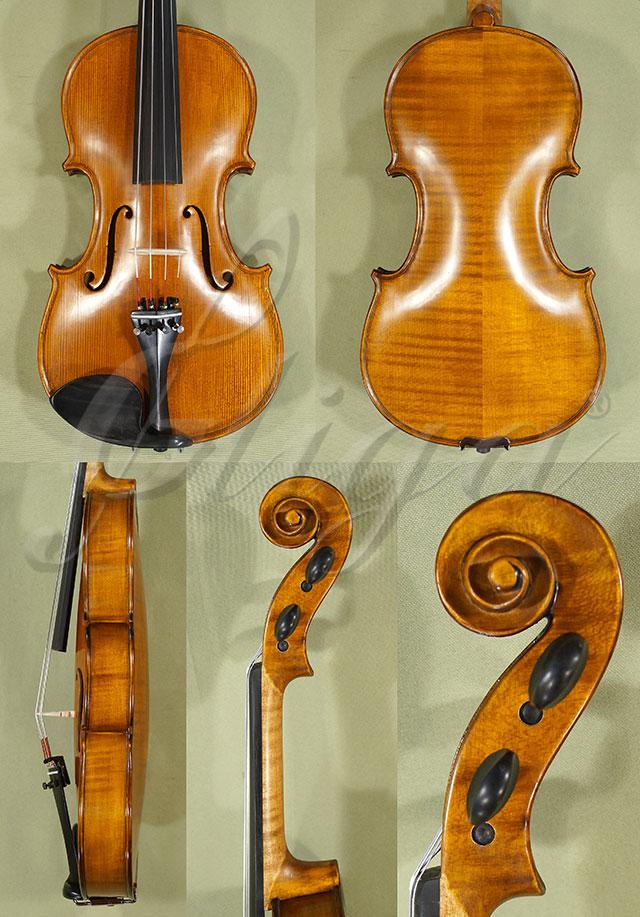 Antiqued 4/4 ADVANCED Student 'GEMS 2' Viola