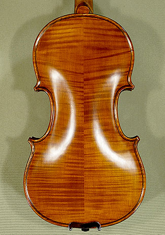 Antiqued 1/4 WORKSHOP \'GEMS 1\' Left Handed Violin