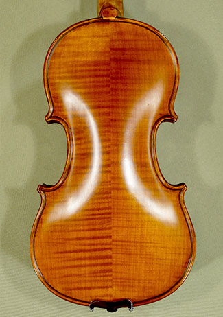 Antiqued 1/4 WORKSHOP 'GEMS 1' Left Handed Violin on sale