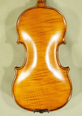 Antiqued 1/4 WORKSHOP \'GEMS 1\' One Piece Back Violin