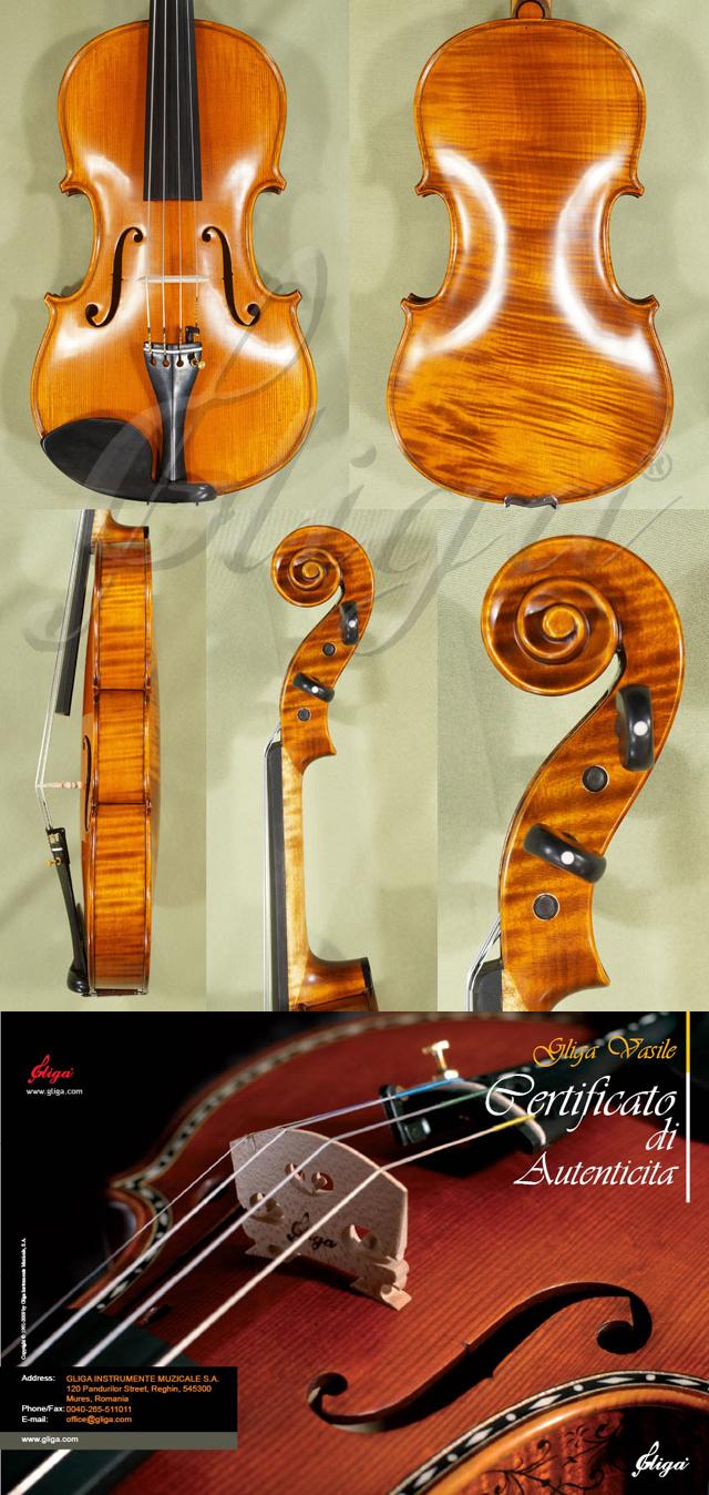 "15"" MAESTRO VASILE GLIGA One Piece Back Viola"