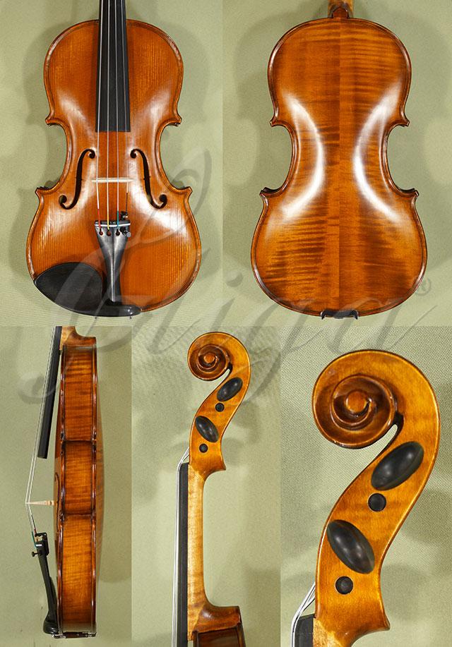 """Antiqued 13"""" WORKSHOP 'GEMS 1' Viola"""