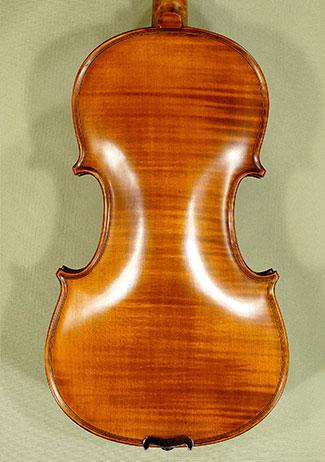 Antiqued 4/4 ADVANCED Student \'GEMS 2\' One Piece Back Violin on sale