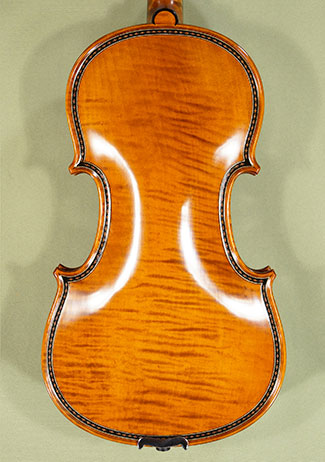 4/4 MAESTRO VASILE GLIGA Traditional Romanian Inlaid Purfling One Piece Back Violin on sale