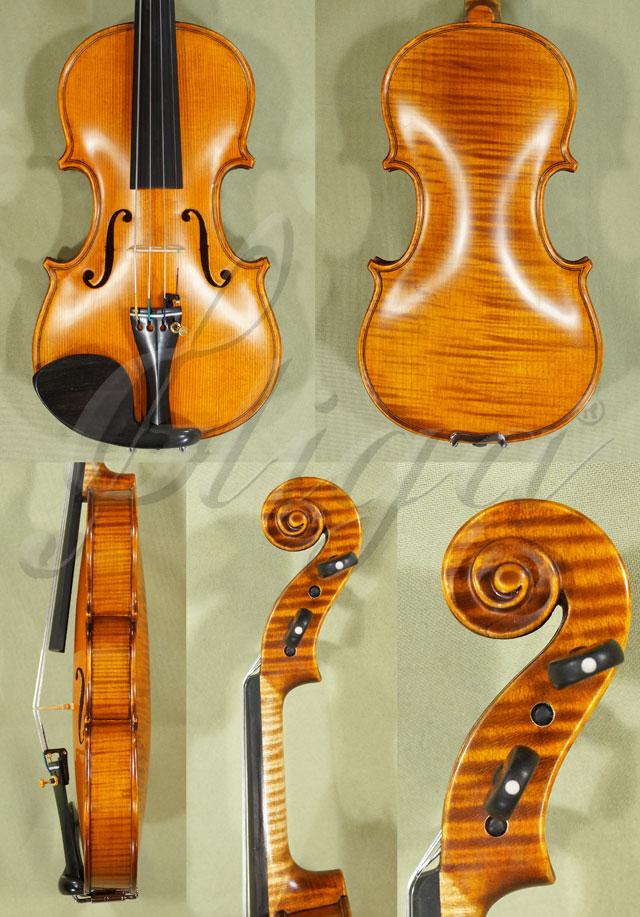 1/8 PROFESSIONAL 'GAMA Super' One Piece Back Violin