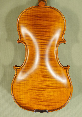 1/8 PROFESSIONAL \'GAMA Super\' One Piece Back Violin on sale