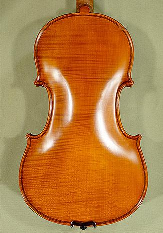 Antiqued 4/4 WORKSHOP \'GEMS 1\' One Piece Back Violin \'Guarneri\' on sale