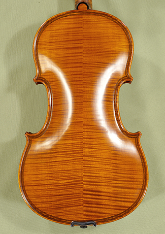 4/4 MAESTRO VASILE GLIGA Inlaid Double Purfling Violin \'Guarneri\' on sale