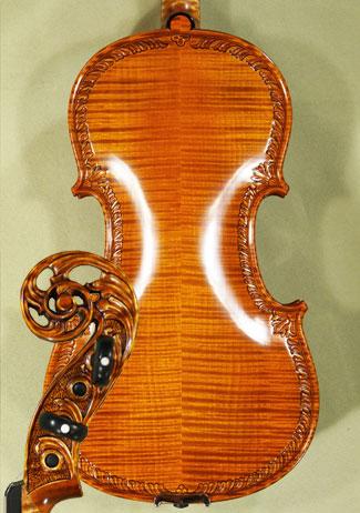 4/4 MAESTRO VASILE GLIGA Scroll Violin on sale