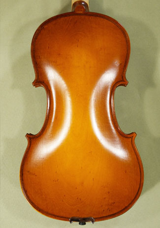 4/4 School \'GENIAL 1-Oil Special\' Bird\'s Eye Maple One Piece Back Violin on sale