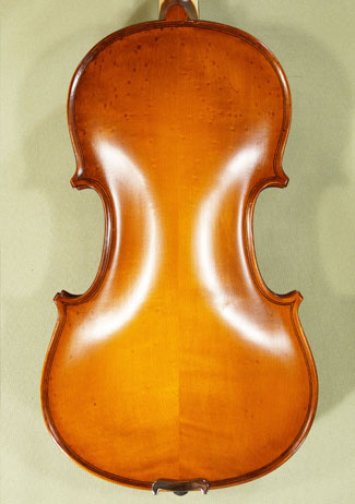 4/4 School \'GENIAL 1-Oil Special\' Bird\'s Eye Maple Violin on sale