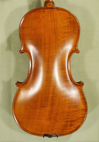 Antiqued 4/4 School \'GENIAL 1-Oil\' One Piece Back Violin on sale