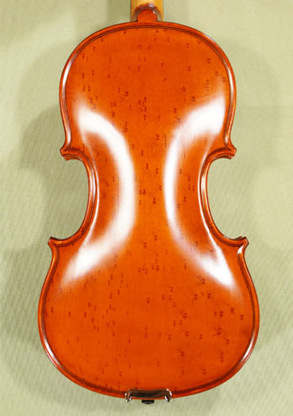 1/4 WORKSHOP \'GEMS 1\' Bird\'s Eye Maple One Piece Back Violin on sale