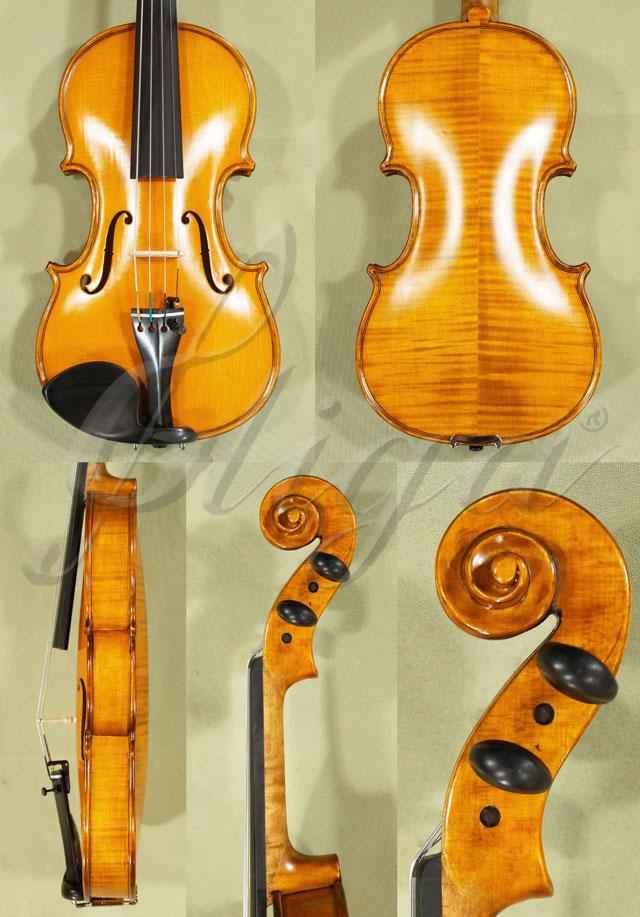1/4 Gems 1 Intermediate Level Antique Violin Code C2487V