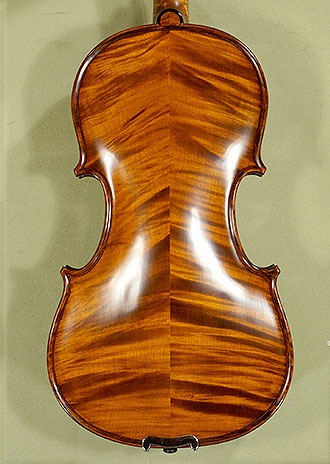 3/4 MAESTRO VASILE GLIGA Wild Maple Violin on sale