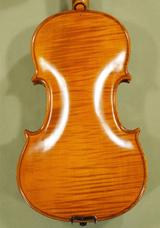 4/4 MAESTRO VASILE GLIGA One Piece Back Violin \'Guarneri\' on sale