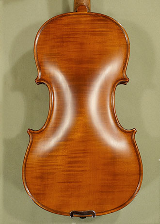 Antiqued 4/4 Student \'GEMS 2\' One Piece Back Violin on sale