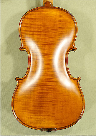 "Antiqued 13"" WORKSHOP 'GEMS 1' One Piece Back Viola"