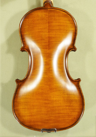 Stained Antiqued 4/4 School \'GENIAL 1-Oil\' Left Handed Violin on sale