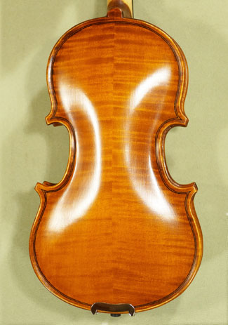 Antiqued 1/16 School \'GENIAL 1-Oil\' Left Handed Violin on sale
