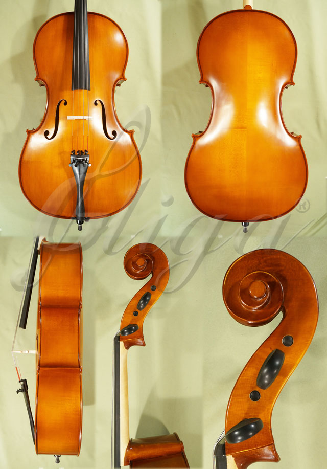 4/4 School 'GENIAL 1-Oil' Left Handed Cello