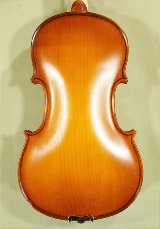 4/4 School \'GENIAL 1-Oil\' One Piece Back Violin \'Guarneri\' on sale