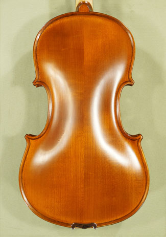 Antiqued 4/4 School \'GENIAL 1-Oil\' Violin \'Guarneri\'