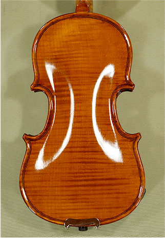 Shiny Antiqued 1/32 WORKSHOP \'GEMS 1\' One Piece Back Violin on sale