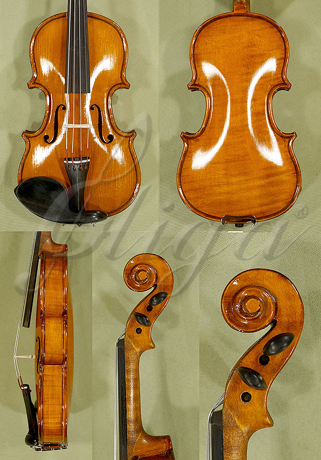 Shiny 1/32 Student 'GEMS 2' One Piece Back Violin