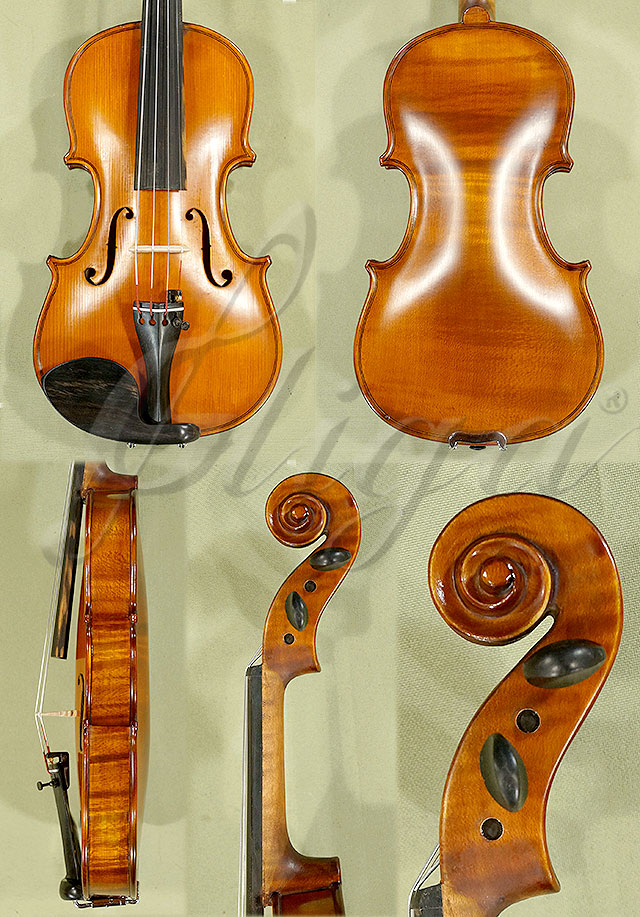 1/8 Student 'GEMS 2' One Piece Back Violin