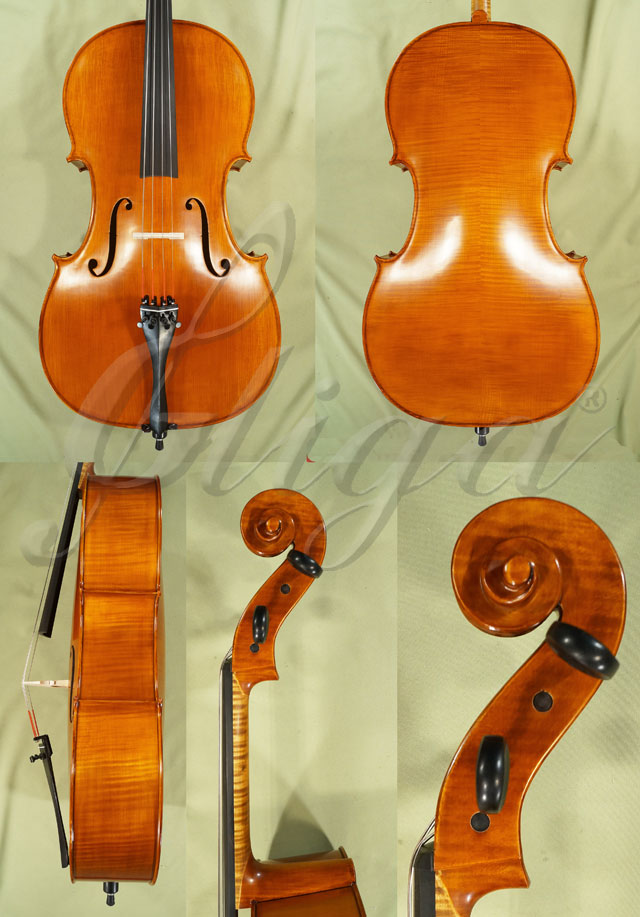 Antiqued 4/4 WORKSHOP 'GEMS 1' Cello