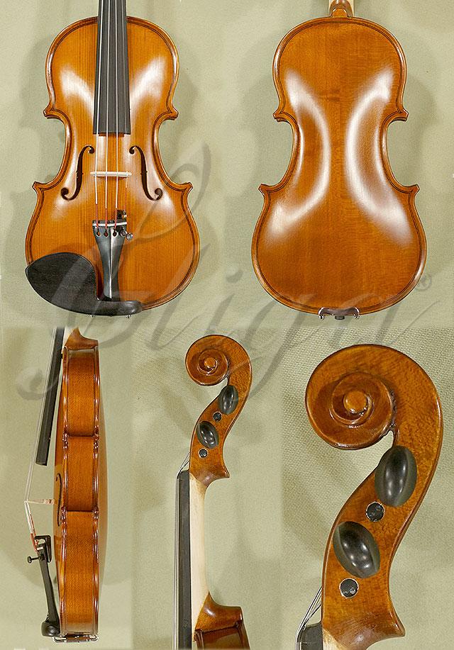 Antiqued 1/8 School 'GENIAL 1-Oil' Violin