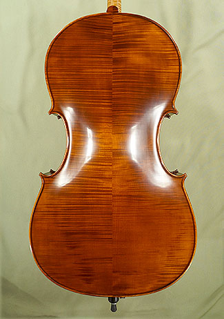 Antiqued 7/8 PROFESSIONAL \'GAMA\' Cello on sale
