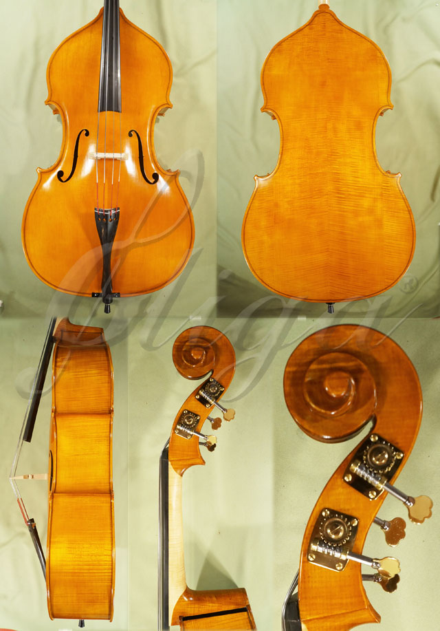 Antiqued 1/8 WORKSHOP 'GEMS 1' Double-Bass