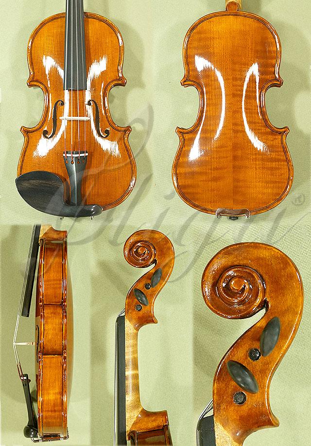 Shiny Antiqued 1/32 Student 'GEMS 2' Violin