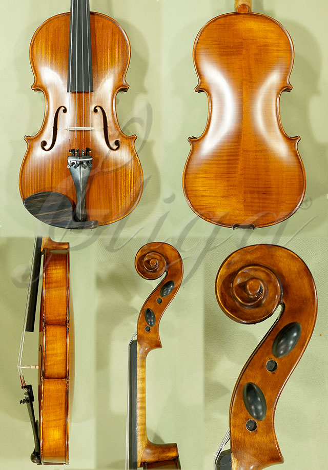 "Antiqued 16"" Student 'GEMS 2' Viola"