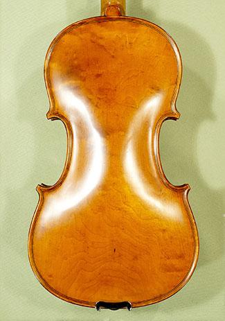 Antiqued 4/4 WORKSHOP \'GEMS 1\' Bird\'s Eye Maple One Piece Back Violin on sale