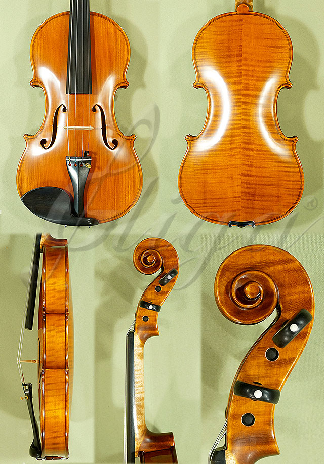 4/4 PROFESSIONAL 'GAMA' Violin 'Guarnieri SUA' Model