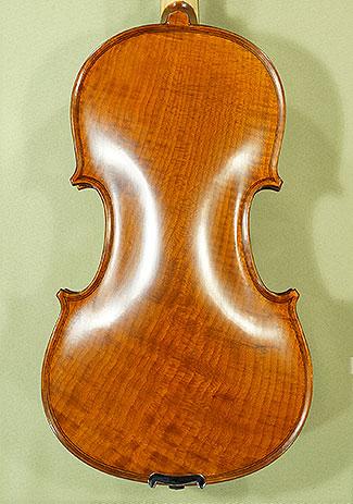Antiqued 4/4 School \'GENIAL 1-Oil\' One Piece Back Violin on sale