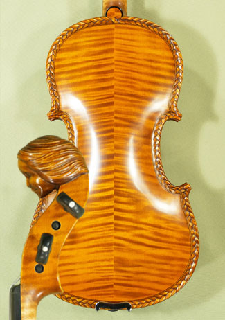 4/4 MAESTRO VASILE GLIGA 'Girl' Scroll Violin on sale