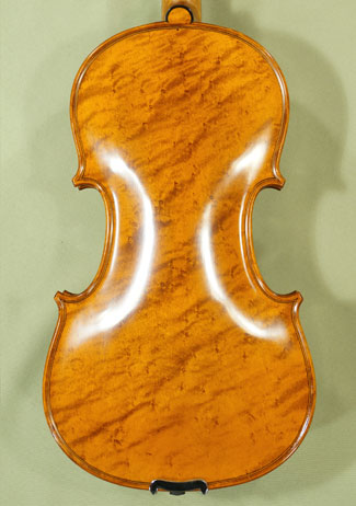 4/4 MAESTRO VASILE GLIGA Bird's Eye Maple One Piece Back Violin